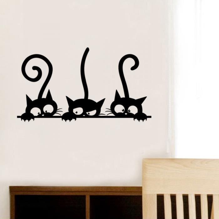 stickers muraux cdiscount maison design. Black Bedroom Furniture Sets. Home Design Ideas