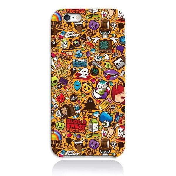 coque iphone 6 retro