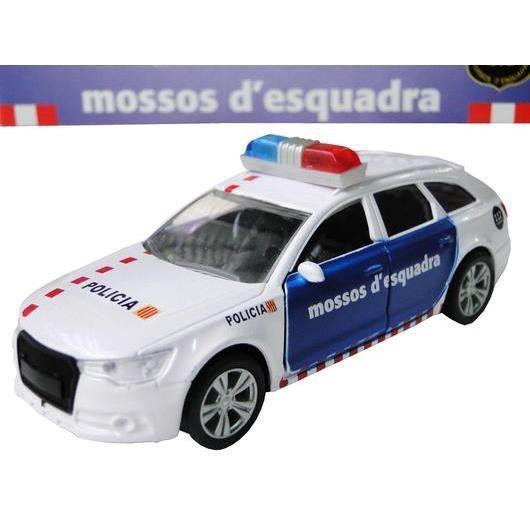 voiture de police espagnol mossos d 39 esquadra audi achat vente voiture enfant cdiscount. Black Bedroom Furniture Sets. Home Design Ideas