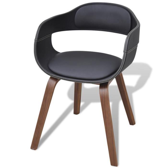 Pour Artificiel Chaises Cintré Avec Manger 6 Qualité Bois Revêtement Haute Salle En Confortable À Cuir 3uT1FKJlc