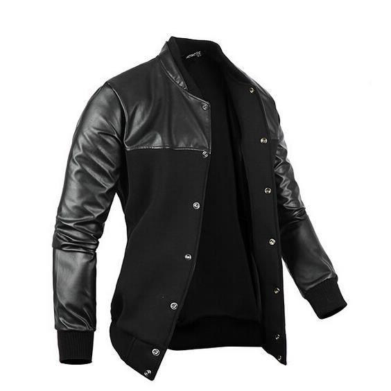 Jacket Mode Blouson Homme Nouveau Casual Veste Manteau 2015 Hiver nxqZpqCO