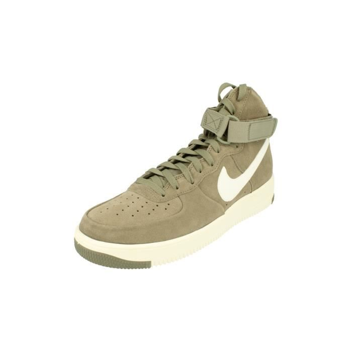 differently 5648f 5598b ... 880854 Sneakers Chaussures 003. BASKET Nike Air Force 1 Ultraforce Hi  Hommes Trainers 880