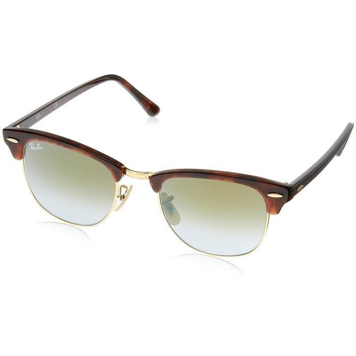 Ray-ban Rb3016 Clubmaster Sunglasses BGBY5 - Achat   Vente lunettes ... 51ea7965c93f
