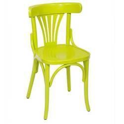 lot de 4 chaises bistro vert anis achat vente fauteuil jardin lot de 4 chaises bistro ver. Black Bedroom Furniture Sets. Home Design Ideas