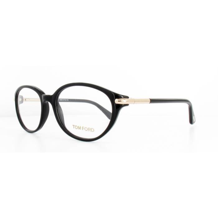 16967db1051619 Lunettes de vue TOM FORD FT5249 001 Noir - Achat   Vente lunettes de ...