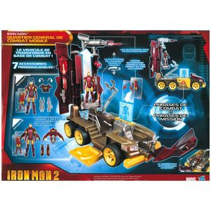 iron man hasbro achat vente jeux et jouets pas chers. Black Bedroom Furniture Sets. Home Design Ideas