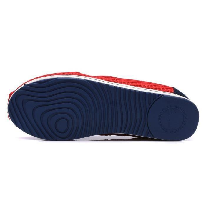 Toile Slip-on Tonique chaussures de marche espadrille JB70D Taille-38 1-2