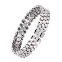 BRACELET - GOURMETTE Jeroot Bracelet Magnetique,Bracelets Magnétiques S