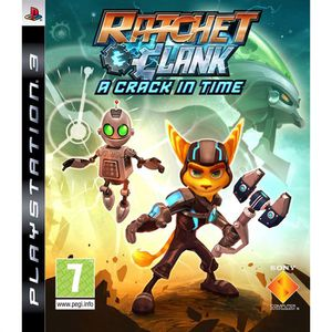 JEU PS3 RATCHET & CLANK : A Crack In Time / JEU CONSOLE PS