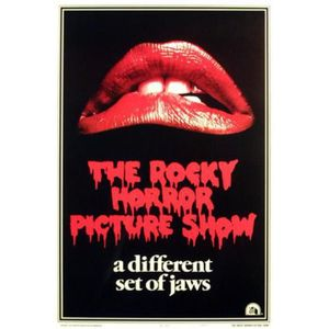 AFFICHE - POSTER Rocky Horror Picture Show Poster - Tim Curry, S...