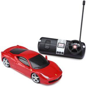 Maisto Tech Voiture télécommandée 1/24 rc Ferrari 458 piles non incluses