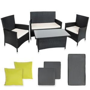 Fauteuil rotin synthetique tresse - Achat / Vente Fauteuil rotin ...