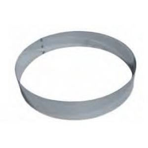 EMPORTE-PIÈCE  CERCLE MOUSSE Diametre:16 cm