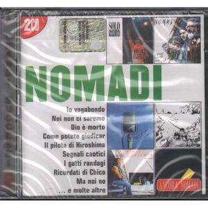 ENCEINTE NOMADE Nomadi DOPPIO CD I grandi successi Nuovo Sigillato