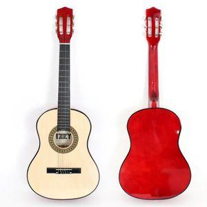 GUITARE IZZY  Guitare classique 4/4 - Coloris naturel