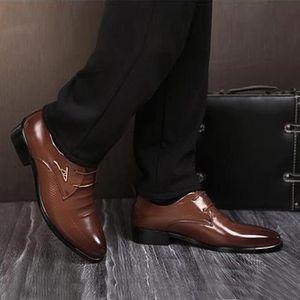 3c6d26a08de8 Chaussures cuir femme - Achat / Vente Chaussures cuir femme pas cher ...