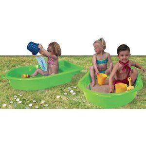bac a sable bateau achat vente jeux et jouets pas chers. Black Bedroom Furniture Sets. Home Design Ideas