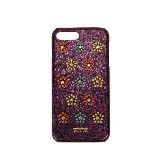 coque iphone 8 violet