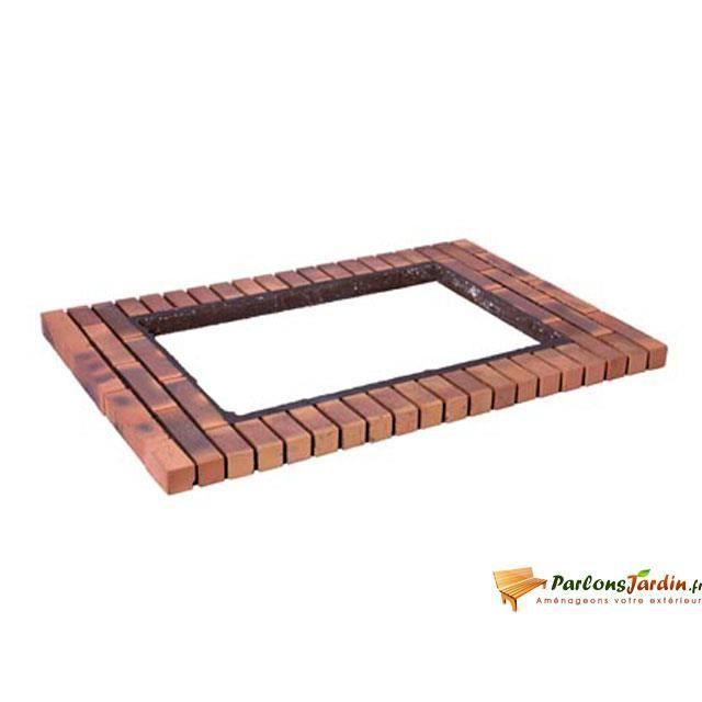 briques r fractaires flamm es 3 pour barbecue achat. Black Bedroom Furniture Sets. Home Design Ideas