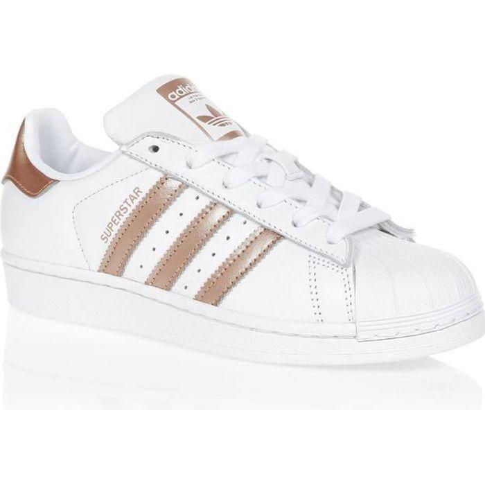 Basket Adidas Originals Superstar W Blanc