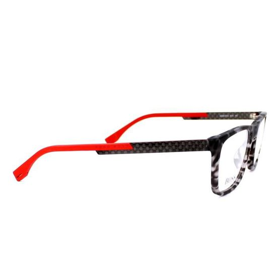 465575ea49a4d3 Lunettes de vue Hugo Boss BOSS 0733 -KDA Gris - Carbonne - Achat   Vente lunettes  de vue Lunettes de vue Hugo Boss ... Homme Adulte - Cdiscoun