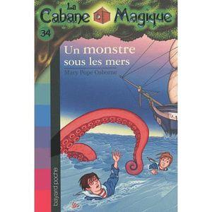 Livre 9 -12 ANS La Cabane Magique Tome 34