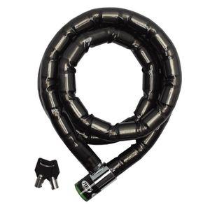 TYTAN ROAD Antivol ? rotules - ? 22 mm - Longueur 1,5 m