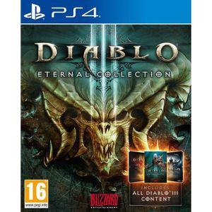 JEU PS4 Diablo III Eternal Collection Ps4 + 1 Porte clé +