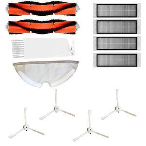 ASPIRATEUR ROBOT Clean Brosse brosse latérale de roulement Brosse f