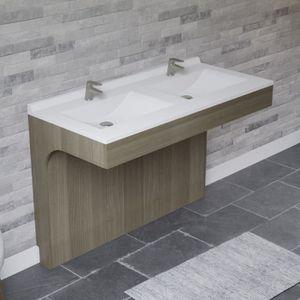 Meuble salle de bains pmr