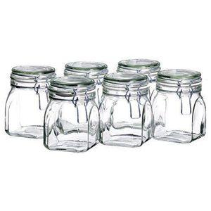 bocaux en verre conserve achat vente pas cher. Black Bedroom Furniture Sets. Home Design Ideas
