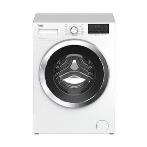 LAVE-LINGE Beko WRYS 51022 C, Autonome, Charge avant, Blanc,