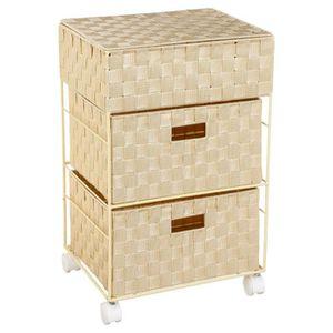 petit meuble a roulettes achat vente petit meuble a roulettes pas cher cdiscount. Black Bedroom Furniture Sets. Home Design Ideas