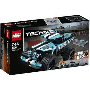 ASSEMBLAGE CONSTRUCTION LEGO® Technic 42059 Le Pick-Up du Cascadeur