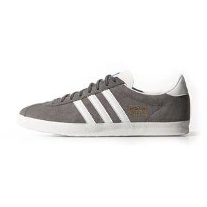adidas Gazelle OG W chaussures gris blanc