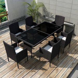 Table de jardin largeur 80 cm - Achat / Vente pas cher