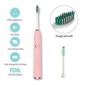 BROSSE A DENTS ÉLEC UMIWE Brosse à dents électrique rechargeable pour