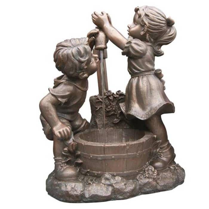fontaine de jardin garantia