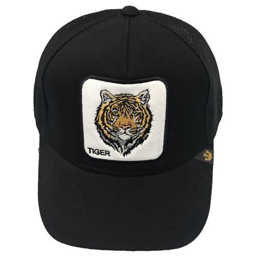 938852bbc6548 Casquette Goorin Bros Tiger Noir. - Achat   Vente casquette ...