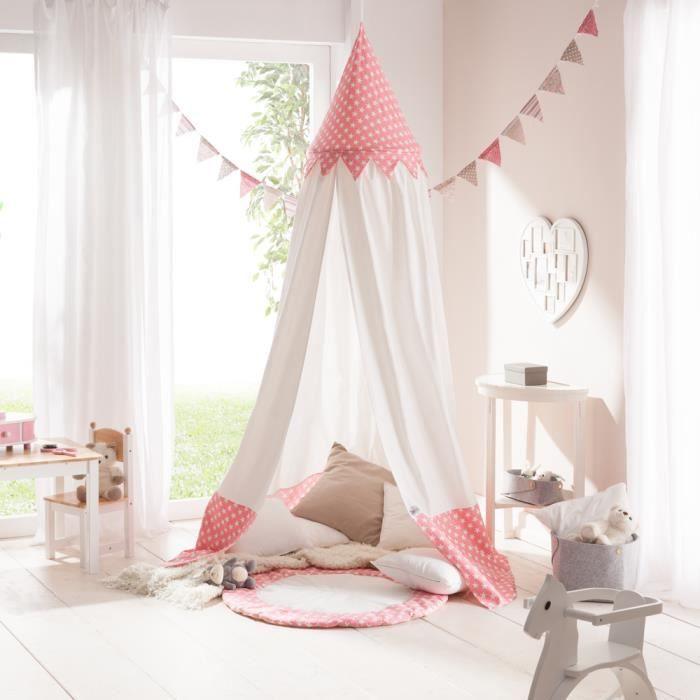 howa Baldaquin - ciel de lit - tente jouet pour la chambre des ...