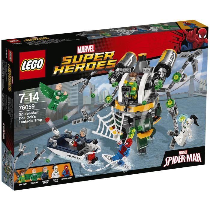 Lego Jeux Chers Man Vente Jouets Et Pas Spider Achat lFc3Tu1KJ