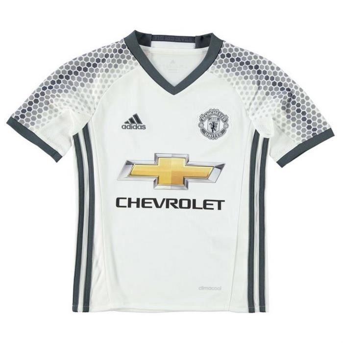 Maillot Extérieur Manchester United Enfant