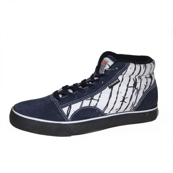 samples shoes MID TOP VISION STREET WEAR CLASSIC BARBWIRE ME