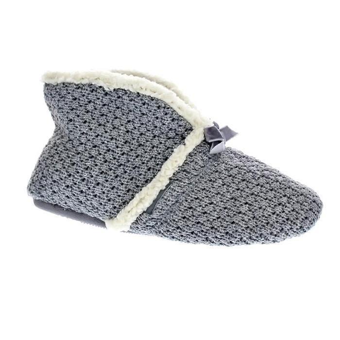 Chaussures Isotoner FemmePantuflas modèle 93323