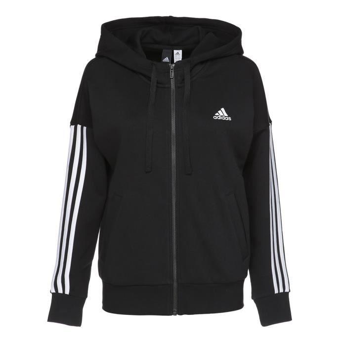 Vente Cher Adidas Sweat Pas Achat A Femme Capuche zXS04v