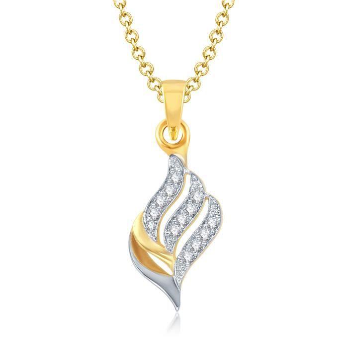 Pendentif plaqué Bracelets de femmes Set For Gold - Vkps1017g B3OUC