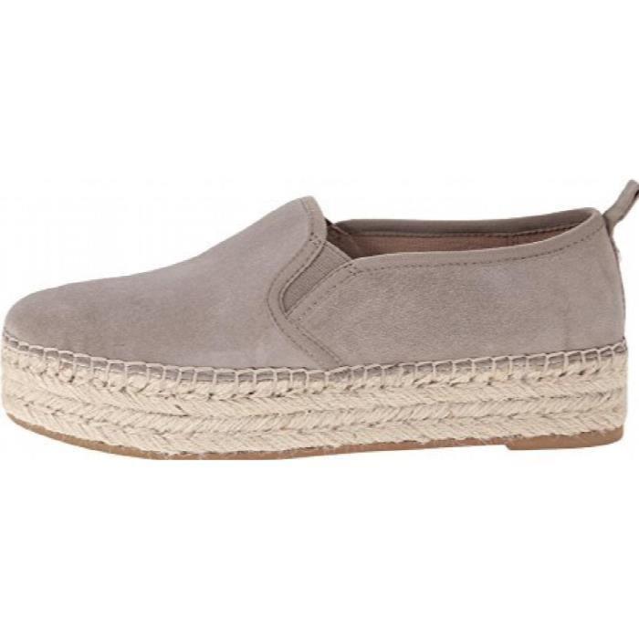 Sam Edelman Carrin Plate-forme Espadrille Slip-on Sneaker O7F5P Taille-37