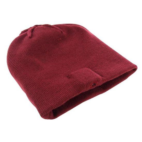 d216331ef26f Bonnet Connecté Tricoté Bluetooth chaud chapeau d hiver avec micro garçon  et fille adultes Red Wind - casque - écouteurs, avis et prix pas cher -  Cdiscount