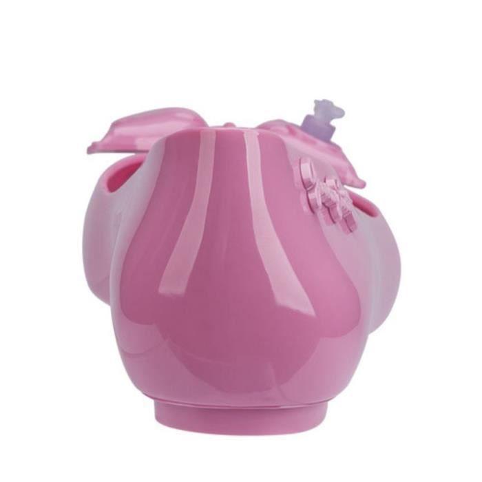 MELISSA FEMME 31824JS01162 ROSE CAOUTCHOUC BALLERINES