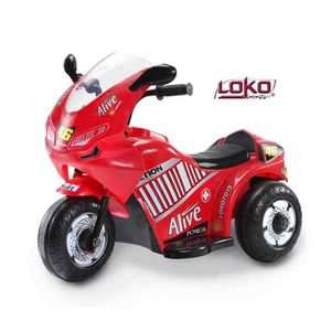 Moto De Course Electrique Enfant